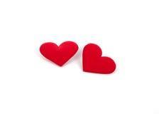 serce czerwony 2 Obraz Stock