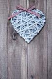 serce dekoracyjny Zdjęcia Stock