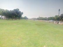Serce Delhi indiagate zdjęcie stock