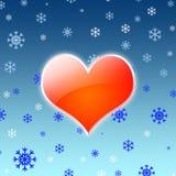 serce gorący Zdjęcie Stock