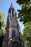 Serce Jezusowy kościelny Kolonia, Niemcy Obrazy Royalty Free