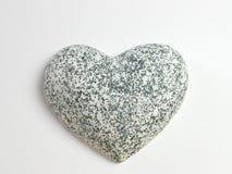 serce kamień zdjęcia stock