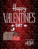 serce karty miłość kształtu walentynki ilustracja wektor