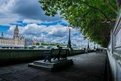 Serce Londyn Obrazy Royalty Free