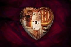 serce machinalny Zdjęcie Royalty Free