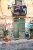 Serce Naples miasto Zdjęcia Royalty Free