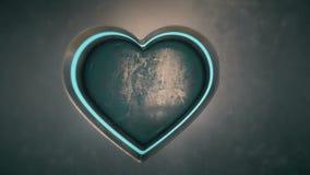Serce, ogólnospołeczna ikona lubi ilustracja wektor