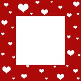 serce ramowy Obrazy Stock