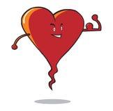serce silny ilustracja wektor