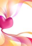 serce walentynki Zdjęcie Stock