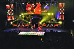 Serdar Ortac Concert Stock Photos