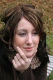 serdecznie kobieta Fotografia Royalty Free