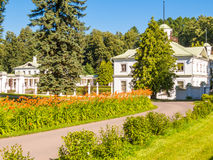 Serednikovo - the historical manor situated near Moscow Royalty Free Stock Photo
