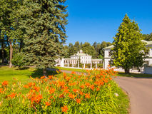 Serednikovo - the historical manor situated near Moscow Royalty Free Stock Images
