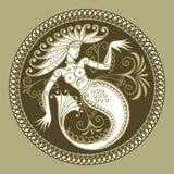 Sereia Imagens de Stock Royalty Free