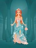 Sereia. Imagens de Stock