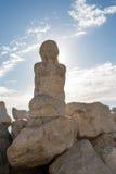 Sereia de pedra Imagem de Stock Royalty Free