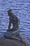 Sereia pequena (La Sirenetta) Fotos de Stock Royalty Free