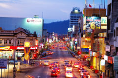 Seremban town Stock Photos