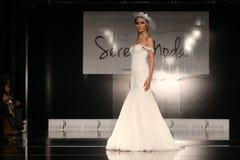 Seren Moda Catwalk Royalty Free Stock Photography