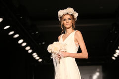 Seren Moda Catwalk Royalty Free Stock Photo