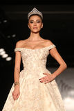 Seren Moda Catwalk Stock Photo