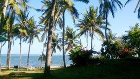 Serena beach Mombasa in Kanya. Serena hotel and spa beach in Mombasa Kanya Stock Photo