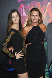 Serena Scott Thomas et Tallulah Tepper Image stock