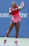 Serena Williams à l'US Open 2013 Photographie stock