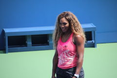 serena williams Arkivfoton