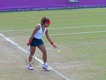 Serena Williams Image libre de droits