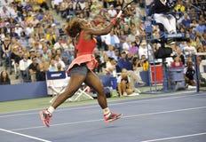 Serena Williams-kampioen de V.S. 2013 (3) Royalty-vrije Stock Foto's