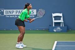 Serena Williams, USA, Spiele im Halbfinalespiel Stockbilder