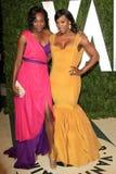 Serena Williams, Venus Williams, Vanity Fair Stock Photo