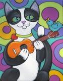 serenada ukulele Zdjęcie Royalty Free