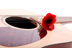 Serenade Royalty Free Stock Photography