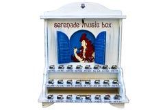 Serenade music box Stock Photography