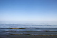 Serene Baltic sea. Stock Photo