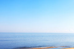 Serene Baltic sea. Royalty Free Stock Photos