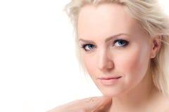 Serene beauty stock photos