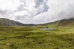 Serene Corvo Crater