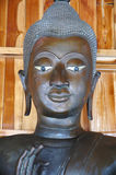Serene Face Buddha Stock Images