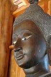 Serene Face Buddha Royalty Free Stock Photos