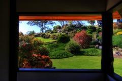 Serene Garden Stock Images