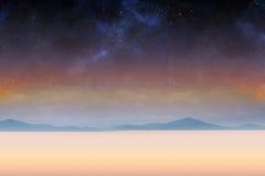Serene landscape Stock Images