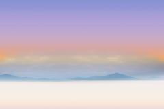 Serene landscape Royalty Free Stock Image