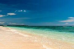 Serene Tropical beach Royalty Free Stock Image