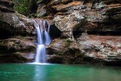 Serene Waterfall Stock Photography