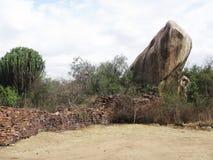 Serengeti kopje Stock Image