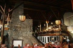 Serengetirestaurant Stock Afbeeldingen